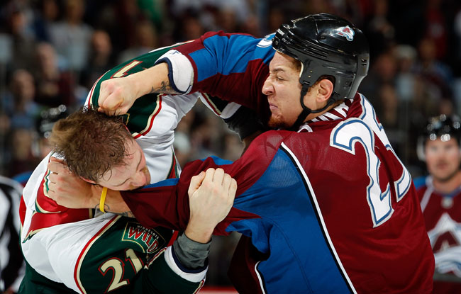 Wild vs. Avalanche