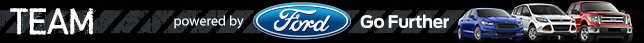Team presented by Ford