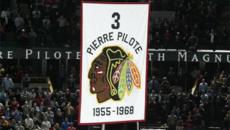 Blackhawks Heritage Series