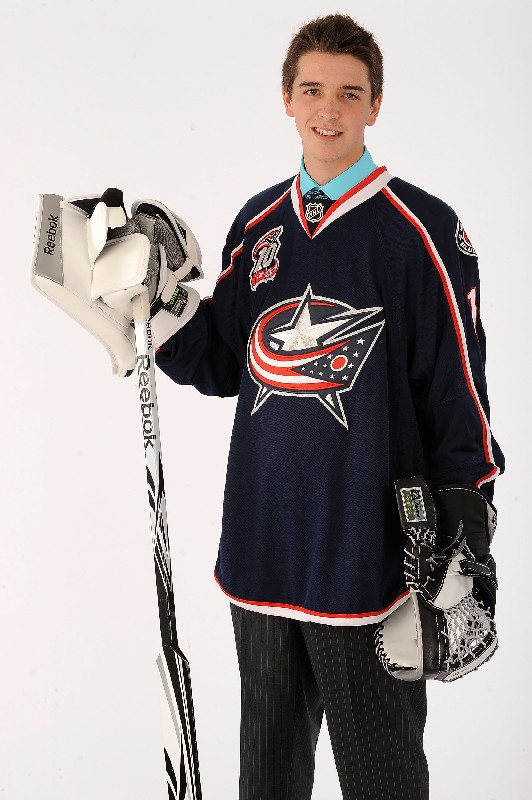 Martin Ouellette - Photo Courtesy of bluejackets.nhl.com