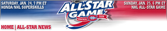 2009 NHL All-Star Game