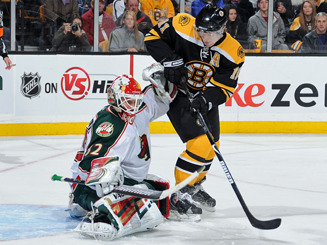 Wild vs. Bruins