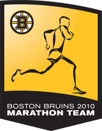 Boston Bruins Marathon Team