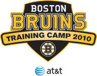 2010 Boston Bruins Training Camp presented by AT&T