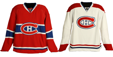 Montreal Canadiens Rbk Jersey