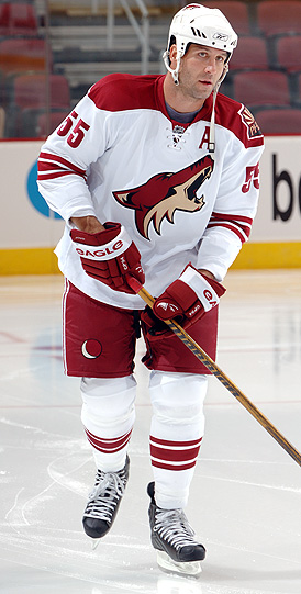 Jovo- Courtesy of Coyotes Official Website