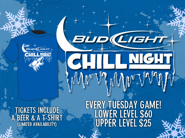 Bud Light Chill Night