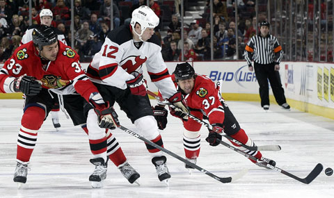 Devils lose third straight in Windy City thumbnail