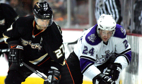 Kings vs Ducks