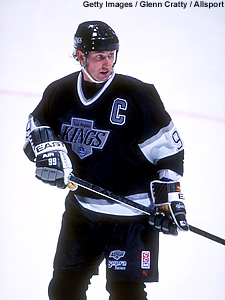 Wayne Gretzky to return to LA Kings?