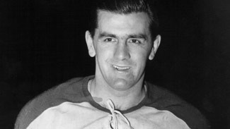 <b>Maurice Richard</b>: &#39;The Rocket&#39; most intense ever in the sport or country - MaurrocketRichard-3