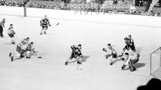 85 Years Ago Charles Francis Adams Builds Boston Bruins; First U.S. NHL Franchise