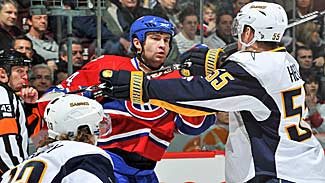 Habs & Sabres Have At It Tonight