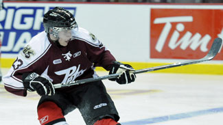 Team Cherry Beats Team Orr 4-2 In Hard-Hitting CHL Top Prospects Game