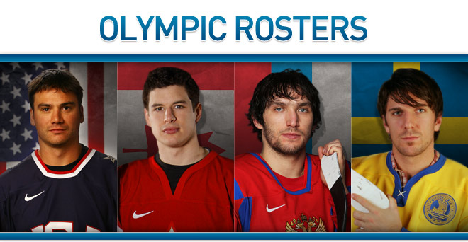 Olympic Rosters