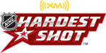 XM NHL HARDEST SHOT