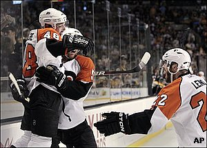 Briere Dangerous In Clutch Situations