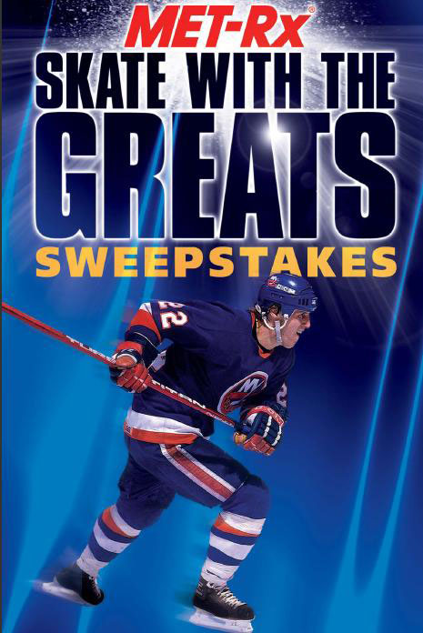 Enter the Skate With the Greats Sweepstakes NOW!