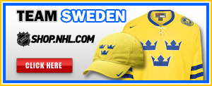 Team Sweden Gear