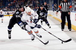 Islanders at Lightning