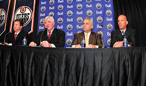 Renney to team with Quinn in Edmonton thumbnail