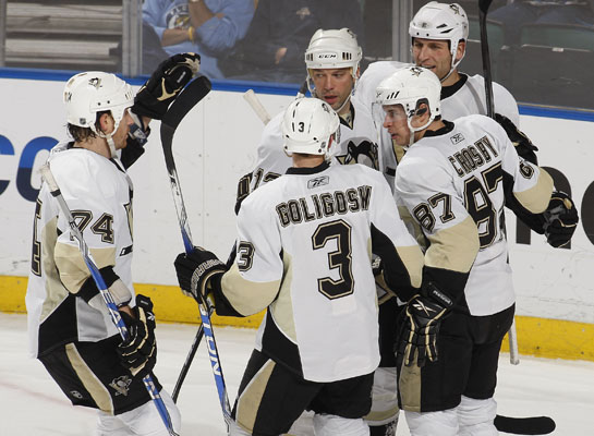 Summary: Pens Mauled By Panthers 6-2