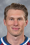 Erik Johnson, unimpressed.