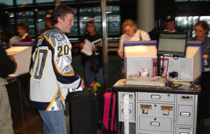 Ryan Suter at Southwest Airlines