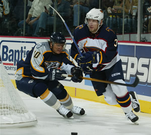 Vitaly Vishnevski and Martin Erat