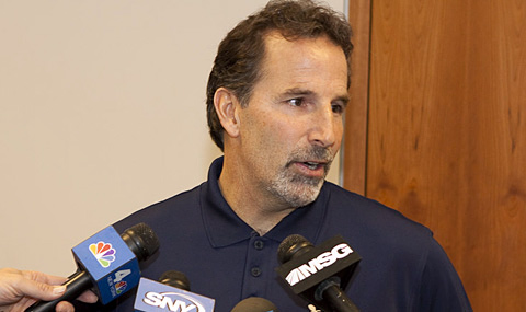 Tortorella regrets incident with fans thumbnail