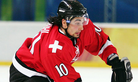 Rangers sign Swiss forward Ambuhl thumbnail