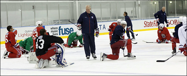 Training Camp 2010