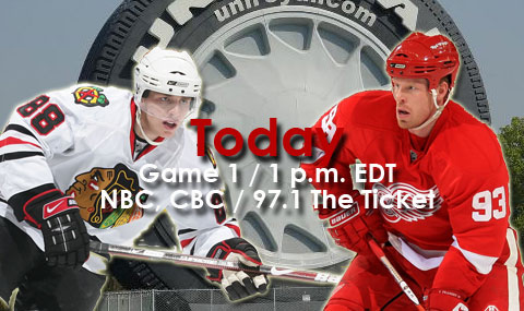 Live Blog: WCF Blackhawks-Wings Game 1 thumbnail