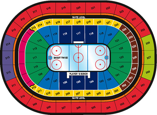 Buffalo sabres playoff tickets