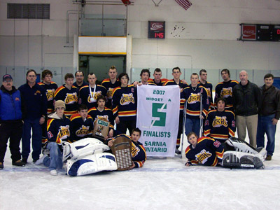 Tri-Valley Blue Devils Midget 18A Team