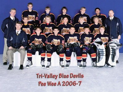 Tri Valley Blue Devils