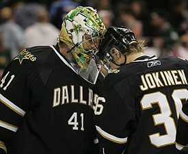 Mike Smith Jussi Jokinen