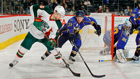 AHL: Aeros Streak Snapped At Six